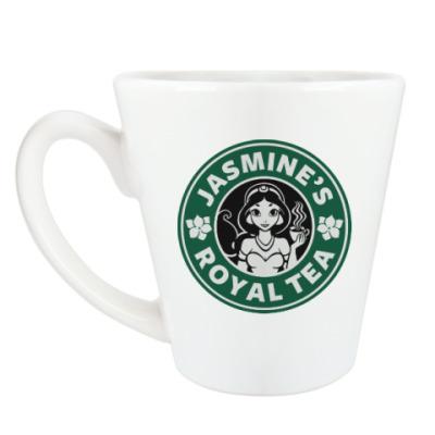 Чашка Латте Жасминовый чай