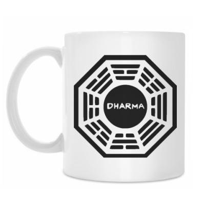 Кружка DHARMA