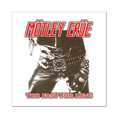 Наклейка (стикер) Motley Crue