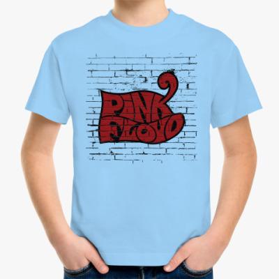 Детская футболка Pink Floyd