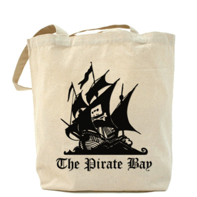 Сумка  The Pirate Bay