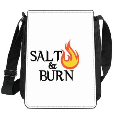 Сумка-планшет Salt & Burn