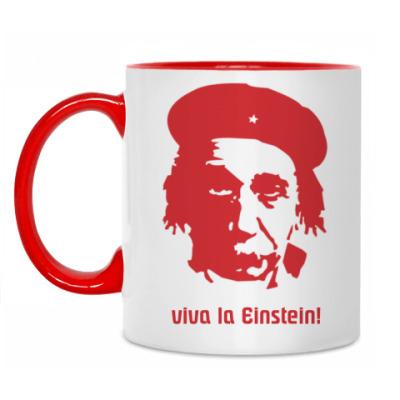 Кружка Viva Einstein Кружка