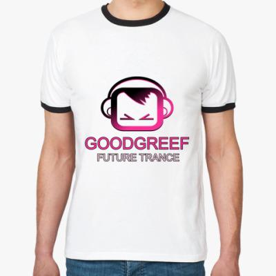 Футболка Ringer-T GoodGreef