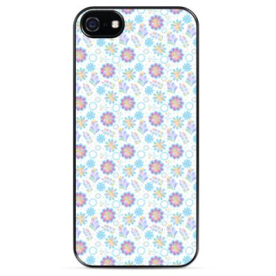 Чехол для iPhone Цветочки