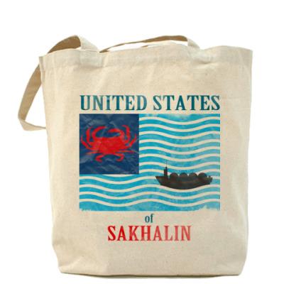 Сумка Сахалин,Sakhalin