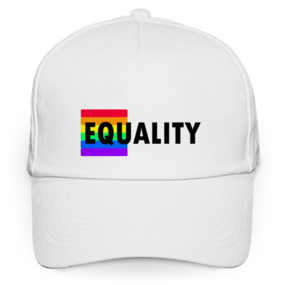 Кепка бейсболка ЛГБТ