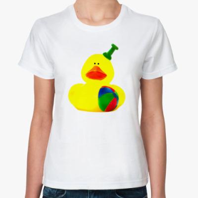 Классическая футболка Мозговой слизень