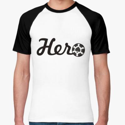 Футболка реглан  Hero 4