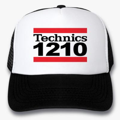 Кепка-тракер Кепка Technics 1210