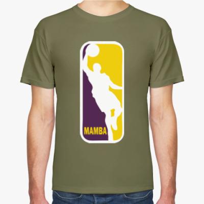 Футболка Black Mamba