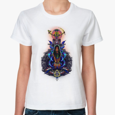 Классическая футболка Легенды майя
