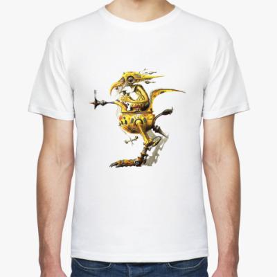 Футболка  футболка Стимпанк