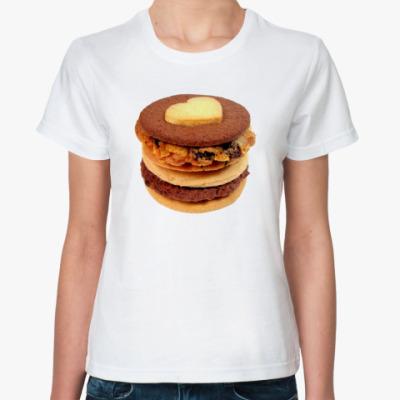 Классическая футболка Печеньки