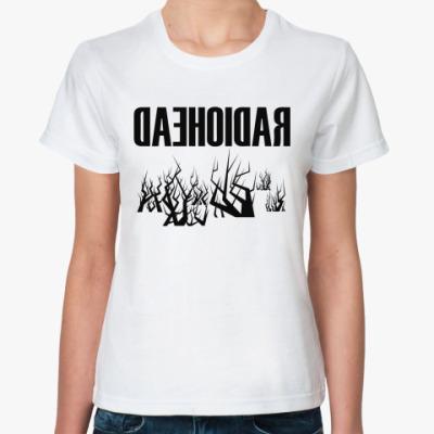 Классическая футболка Radiohead
