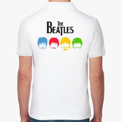Рубашка поло Beatles