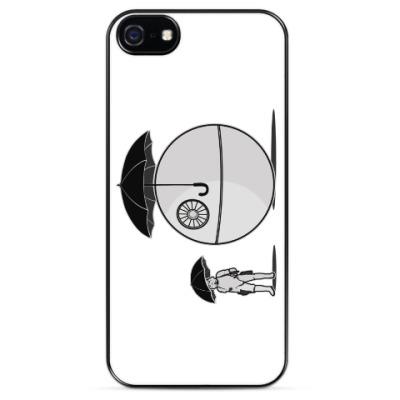 Чехол для iPhone My neighbor Death Star