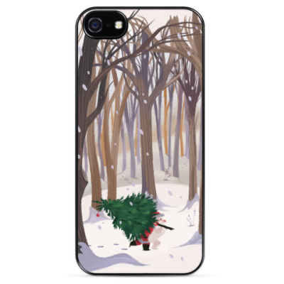 Чехол для iPhone 'Tree'
