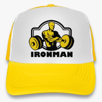 Кепка-тракер Ironman