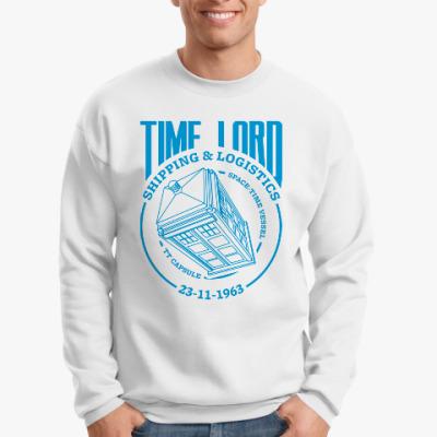 Свитшот Time Lord