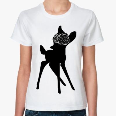 Классическая футболка бмбиВ