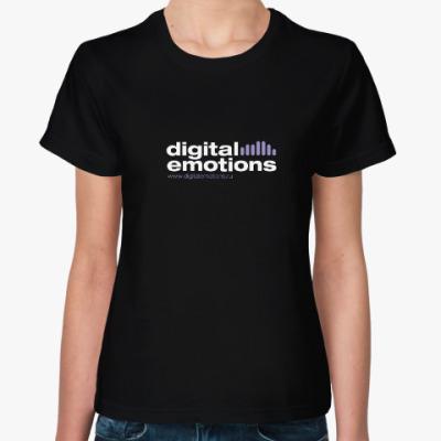 Женская футболка Digital Emotions