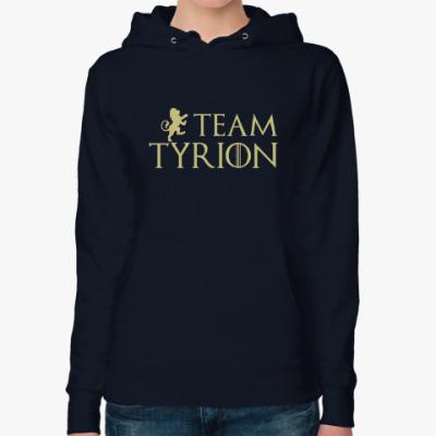 Женская толстовка худи Команда Тириона