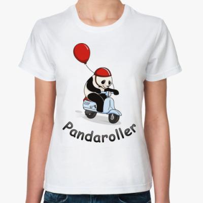 Классическая футболка Пандароллер