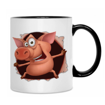 Внезапный Свин!