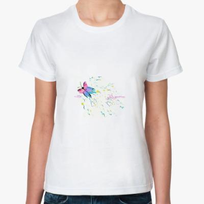 Классическая футболка Magic Fly