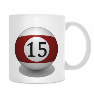 'Бильярдный шар 15'
