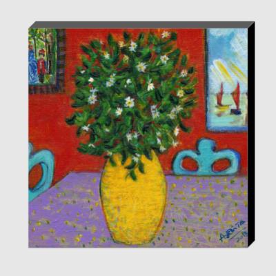 Холст Matisse Inspiration