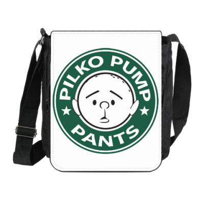Сумка на плечо (мини-планшет) Pilko Pump