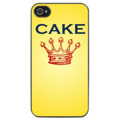 Чехол для iPhone Cake
