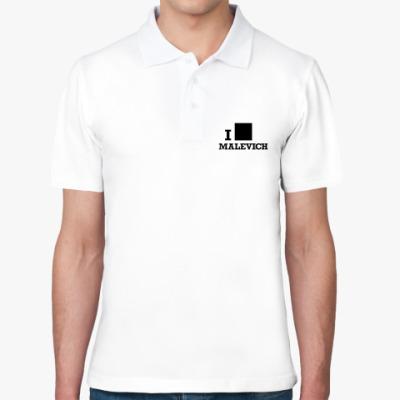 Рубашка поло Malevich