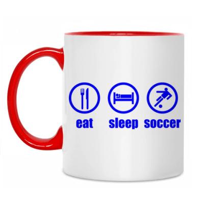 Кружка Soccer