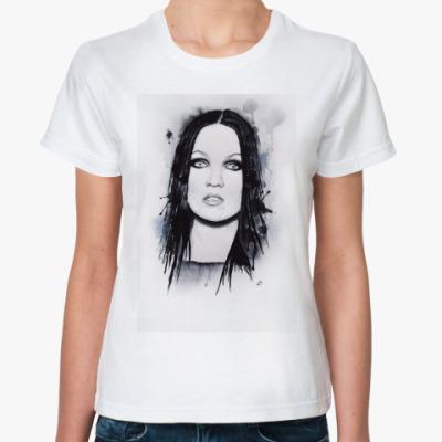 Классическая футболка Tarja Turunen