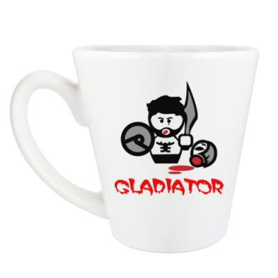 Чашка Латте Гладиатор
