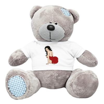 Плюшевый мишка Тедди Sexy Girl