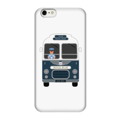 Чехол для iPhone 6/6s Royal Blue Coach