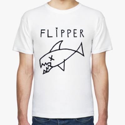 Футболка Kurt Cobain -Flipper
