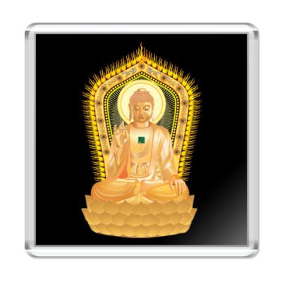 Магнит Buddha