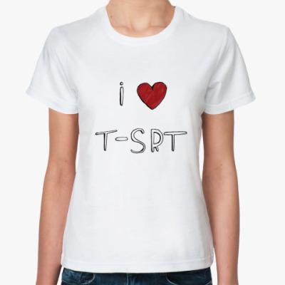 Классическая футболка 'T-SRT'