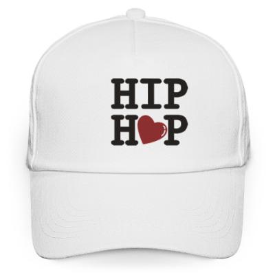 Кепка бейсболка Люблю хип-хоп