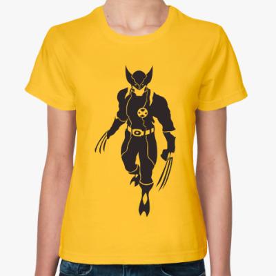 Женская футболка Wolverine