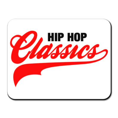 Коврик для мыши Hip Hop Classics
