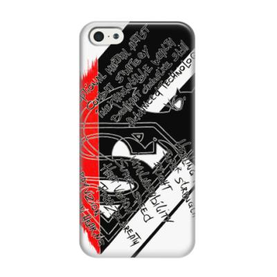 Чехол для iPhone 5/5s Битва