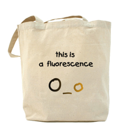 Сумка this is a fluorescence