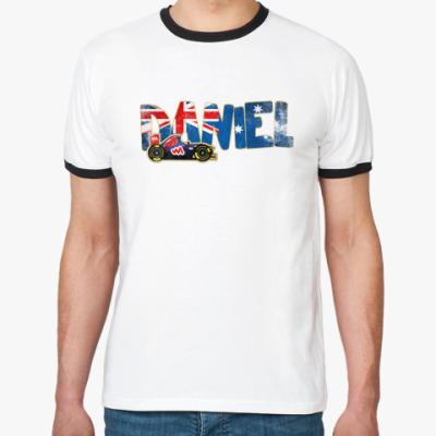 Футболка Ringer-T DANIEL