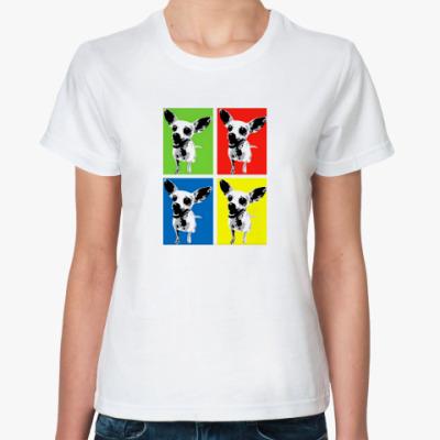 Классическая футболка ЧИХУА